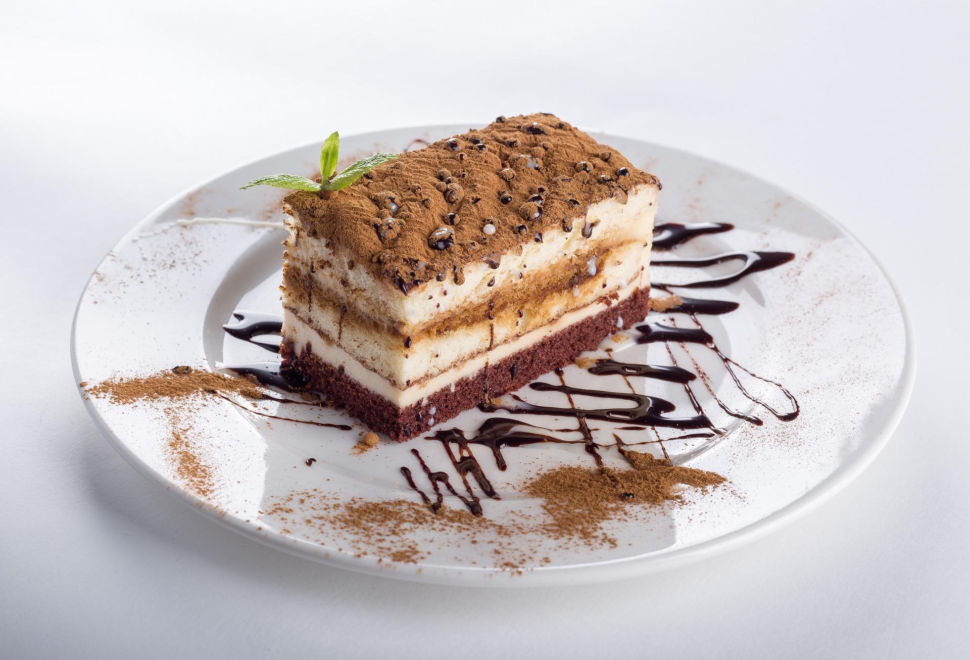 Dessertkaart